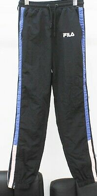 Fila Tracksuit Bottoms Cotton Shell Size 3Xs/4