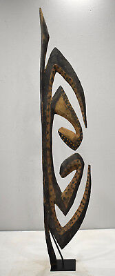 Statue Papua New Guinea Garra Cult Hook Figure
