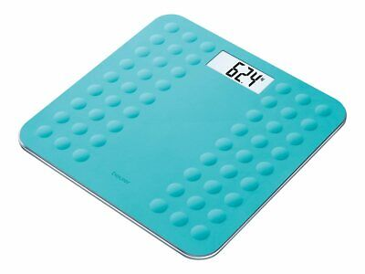 Beurer GS 300 Bathroom scales turquoise 75608