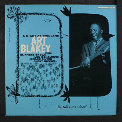 ART BLAKEY: A Night At Birdland, Vol. 3 LP (Mono, Japan, w/ insert, sm tol/tobc
