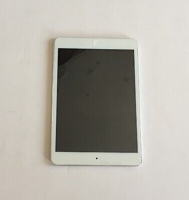 iPad Mini First Gen 16GB (A1432). Silver White. Excellent cond. Charity sale.