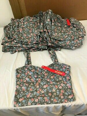 WHOLESALE JOBLOT INFLUENCE Floral Tops x 20 BNWT  (ws251)
