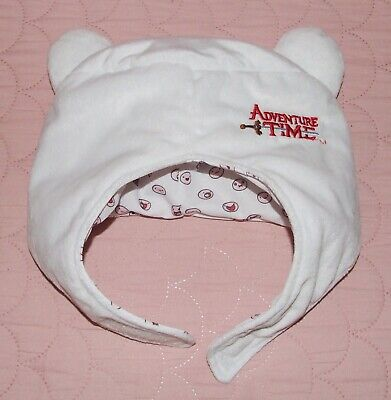 Adventure Time - FINN THE HUMAN HAT - Excellent, Clean Condition