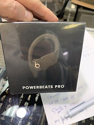 Beats by Dr. Dre - Powerbeats Pro Totally Wireless Earphones - Moss BRAND NEW