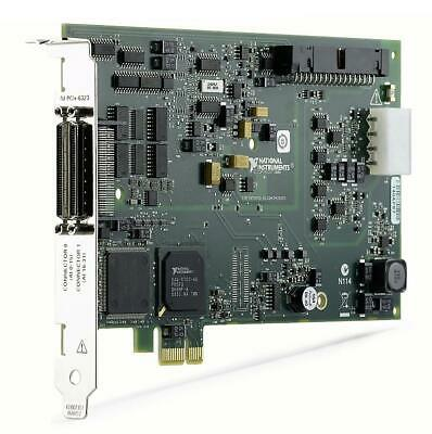 NEW - National Instruments PCIe-6323 NI DAQ Card, X-Series, Multifunction