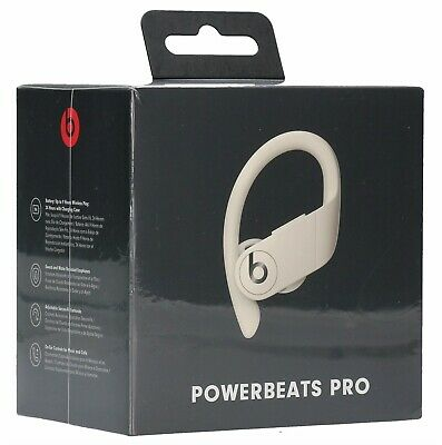 NEW Apple Powerbeats Pro Wireless Earphones IVORY MV722LL/A WARRANTY AUTHENTIC