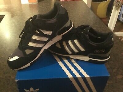 Adidas ZX750 uk size 9 navy blue, used but great condition