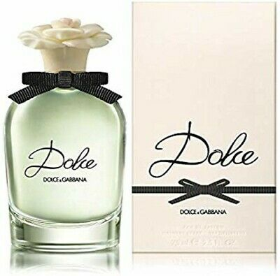 Dolce Floral Drops By Dolce & Gabbana 2.5 Fl. Oz Eau De Parfum Spray  New/Sealed