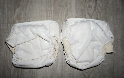 Simplex Swaddlebees Cloth Diapers - Lot of 2
