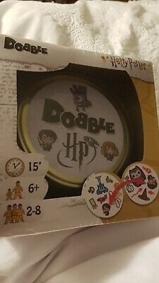 Harry Potter Dobble Card Game By Asmodee 2-8 Player, Age 6+, Kids, Family, Party