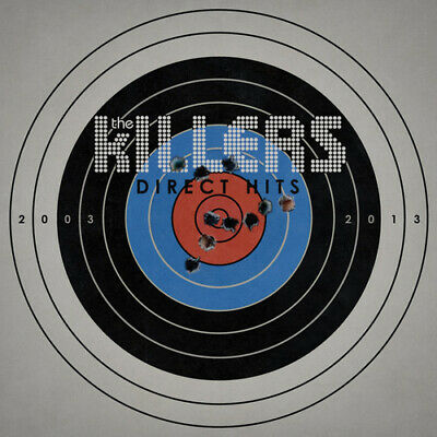 The Killers : Direct Hits CD (2013) Value Guaranteed from eBay's biggest seller!