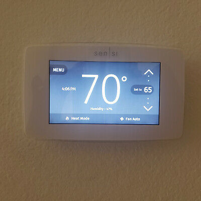 Emerson ST75W Sensi Touch Wi-Fi Thermostat