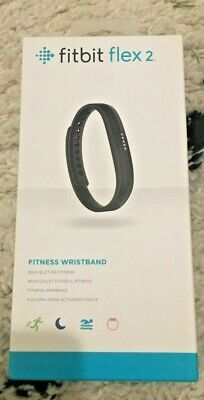 NEW Fitbit Flex 2 Wireless Activity Waterproof Tracker - Black