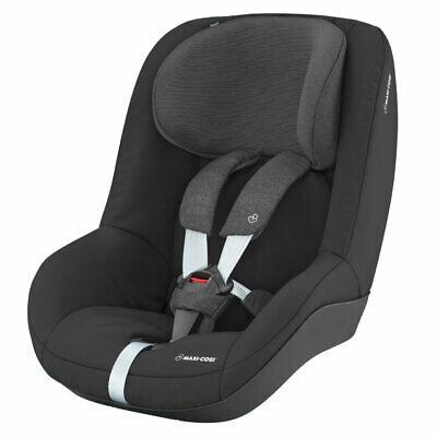Brand New Maxi-CosiPearl Group 1 Child Car Seat in Black Raven RRP:£180