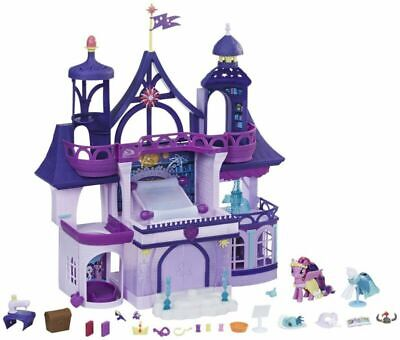 My Little Pony Twilight Sparkle Magical School Of Friendship Playset Kids Toy