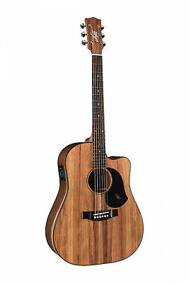 Maton EBW70C Acoustic Electric Guitar w/Case - Blackwood