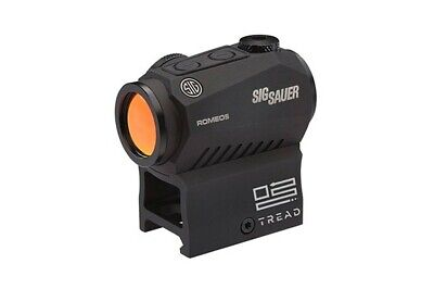 SIG SAUER ROMEO5 1x20mm Compact 2 MOA Red Dot Sight
