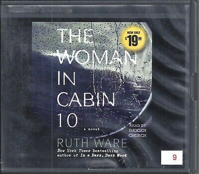 The Woman in Cabin 10 by Ruth Ware read by Imogen Church Unabridged CD AudioBook