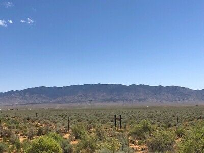 Rare 12.66 Acre New Mexico Ranch Build Ready! Near Power! Direct Road Access!