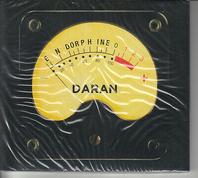 DARAN Endorphine (CD 2017) NEW SEALED 9 Songs Quebec Made in Canada Digipak