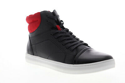 Unlisted by Kenneth Cole Drive Sneaker B Mens Black High Top Sneakers Shoes