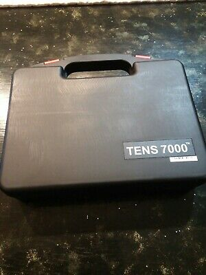 TENS 7000 Digital Back Pain Relief System Unit For Muscle & Joint Aches