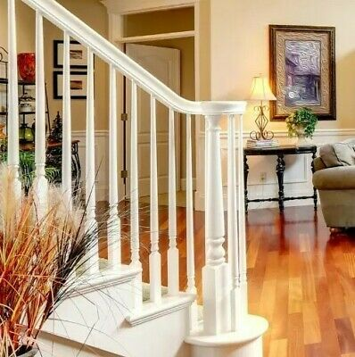 Red Oak 5015 Colonial Stair Baluster Amish-made