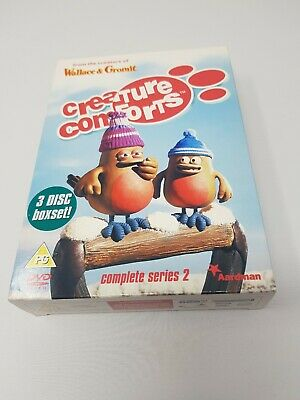 Creature Comforts From The Creators Of Wallace A Gromit Series 2