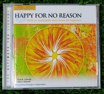 the ultimate you library Happy For No Reason paraliminal cd Paul Scheele