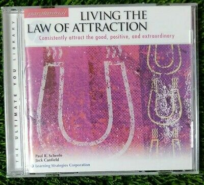 The Ultimate You Library living the law of attraction Paul Scheele Jack Canfield