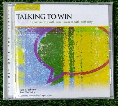 The Ultimate You Library paraliminal cd Talking To Win Paul Scheele Tom McCarthy