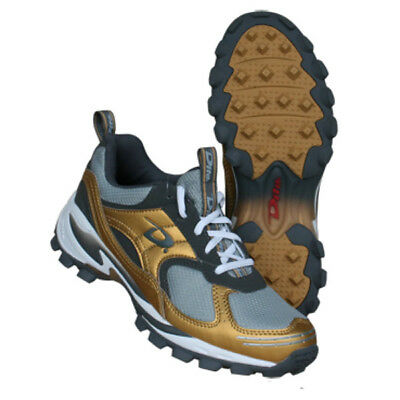 *New* Dita Turf Ultimate Gold Unisex Hockey Shoes / Astro / Trainers
