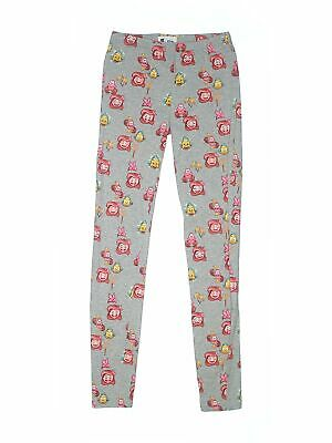 Gap Kids Girls Gray Leggings 16