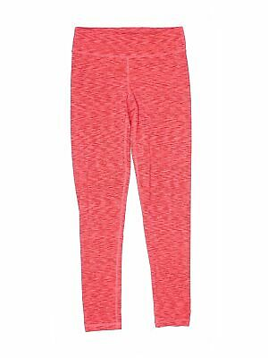 90 Degrees by Reflex Girls Pink Active Pants M Youth