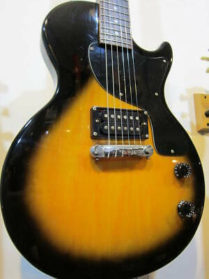 Epiphone Les Paul Junior with Soft shell case.