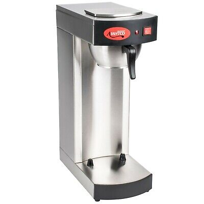 Avantco Commercial Pourover Airpot Coffee Brewer Maker - 56 cups (3.5 gallons)