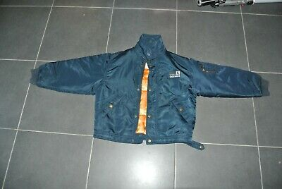 Chevignon: Jacket Bomber - Child 10 Years - Blue Pétole
