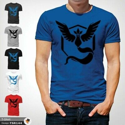 Men/'s What is Cold May Never Freeze T-Shirt Pokemon Go Mystic