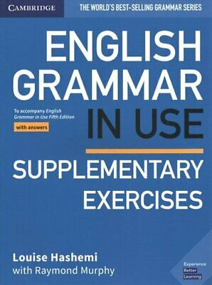 English Grammar in Use Supplementary Exercises Book with Answer... 9781108457736