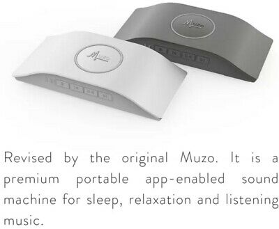 Muzo - State of the Art Vibration Monitoring System - New Edition (silver)