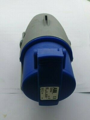 ABB 232RS6 IP44 Blue Surface Mount 2P+E (R5S10.7)