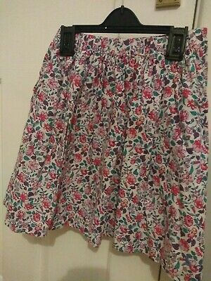 Joules Girls Pink Skirt Age 6 Years
