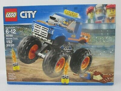 Lego City Monster Truck 60180 BRAND NEW + SEALED