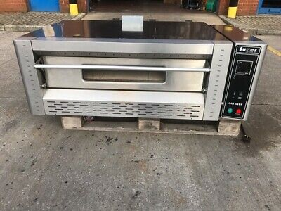 POG9292 Gas Pizza Deck Oven , Mint Condition, Sold as Seen