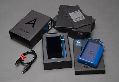 Astell&Kern ak70mk Ⅱ high Resolution Player -US Blue Music Player