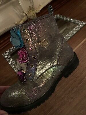 Girls Katie Perry Boots Size 12.5