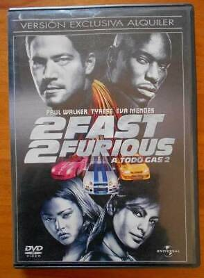 A todo gas 2 (Fast and Furious 2) - DVD