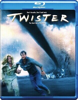 TWISTER New Sealed Blu-ray