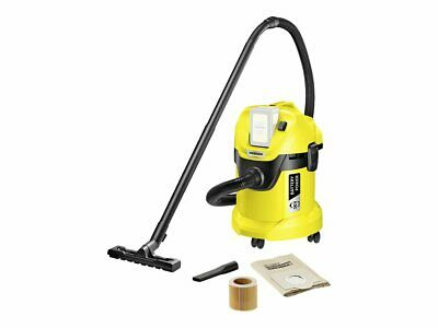 Kärcher WD 3 Battery Vacuum cleaner canister cordless 1.629-910.0