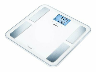 Beurer BF 850 Bathroom scales cordless white 74824